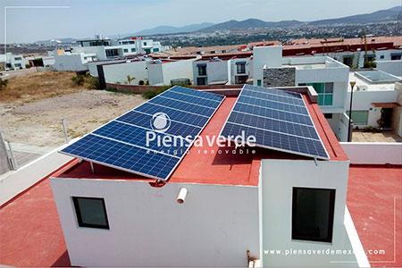 Paneles Solares Piensa Verde
