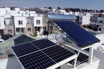 calentadores solares piensa verde