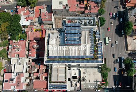 Paneles solares industria
