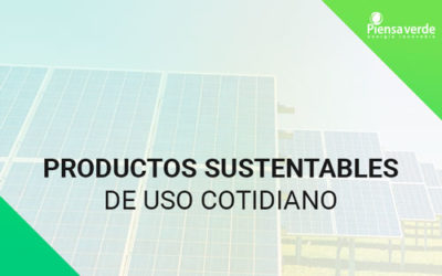 productos sustentables